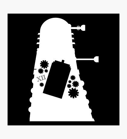 The Inner Dalek Photographic Print