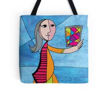 LADY PICASSO Tote Bag