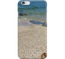 Rocks Along the Shore iPhone Case/Skin