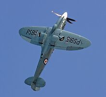 """Supermarine Spitfire PR.XIX PS915 """"The Last"""" by Colin Smedley"""