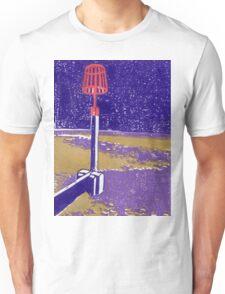 Seaview Fire Beacon in Purple Unisex T-Shirt