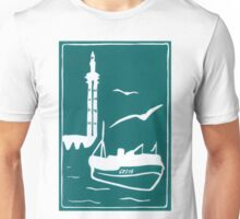 Trawlers - Home in Turquoise Unisex T-Shirt