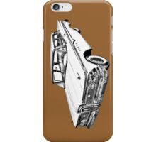 1959 Edsel Ford Ranger Illustration iPhone Case/Skin