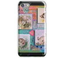 Sunday Reed's Cats iPhone Case/Skin