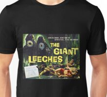 Attack of the Giant Leeches vintage movie poster Unisex T-Shirt