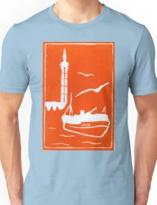 Home in Orange Unisex T-Shirt