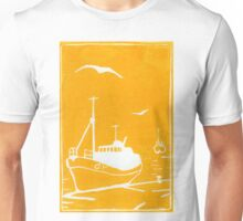 Trawlers - Comrades in Yellow Unisex T-Shirt