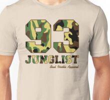 93 Junglist Camo Unisex T-Shirt
