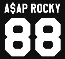 A$AP Rocky 88 by asapmithu