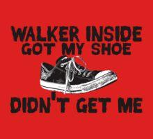 Walker Inside Baby Tee