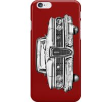1959 Edsel Ford Ranger Illustration iPhone Case/Skin