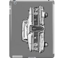 1959 Edsel Ford Ranger Illustration iPad Case/Skin