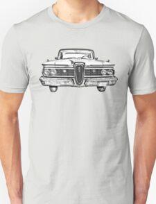 1959 Edsel Ford Ranger Illustration T-Shirt