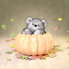 Thanksgiving Teddy by imaginecgimages