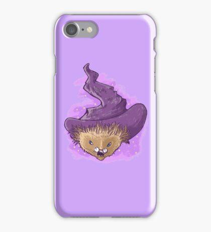 A little Hedgehog magic iPhone Case/Skin