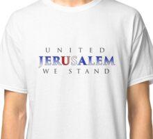 jerUSAlem Classic T-Shirt