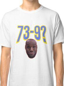 Lebron James Funny Face Classic T-Shirt