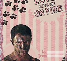 My Teenwolfed Valentine [Your Love Sets Me On Fire] by thescudders