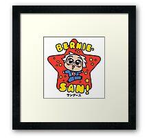 Bernie San Framed Print