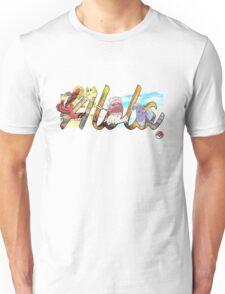 Pokemon Alola Birds Unisex T-Shirt