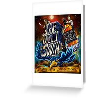 DRIVE BY TRUCKERS TOURS 3 Greeting Card