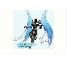Archangel of Hope Art Print