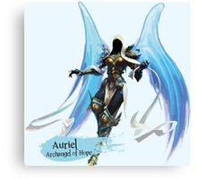 Archangel of Hope Canvas Print