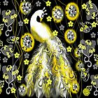 Peacock Elegance by Charldia