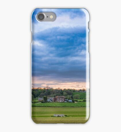 Dramatic Countryside iPhone Case/Skin
