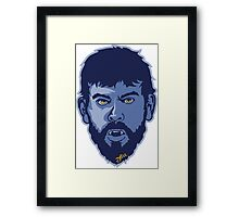 Grizzly Gasol  Framed Print