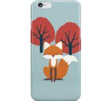 Foxy Friend iPhone Case/Skin