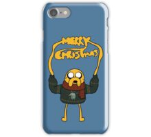 Adventure Time Christmas iPhone Case/Skin