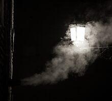 Nightly smoke by victorramon