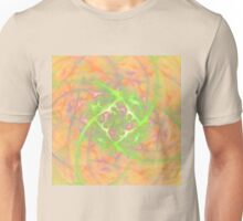 At the beginning of the rotation #fractal art 2 Unisex T-Shirt