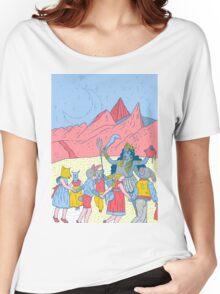 Kali dance  T-shirt femme coupe relax