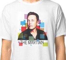 Elon Musk The Martian Classic T-Shirt