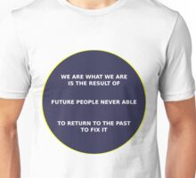 Science - Time Travel Unisex T-Shirt