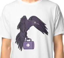 Raven Familiar Classic T-Shirt