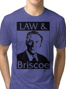 Law & Briscoe Tri-blend T-Shirt