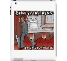DRIVE BY TRUCKERS TOURS 5 iPad Case/Skin
