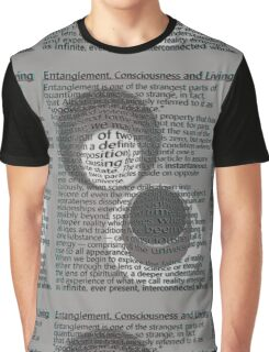 ENTANGLEMENT ~ spooky science Graphic T-Shirt