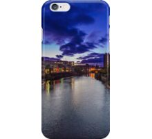 Sunrise on the River Ouse iPhone Case/Skin
