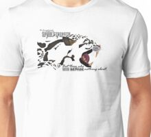 The strongest people are not those who show.... Unisex T-Shirt