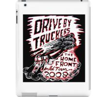 DRIVE BY TRUCKERS TOURS 6 iPad Case/Skin