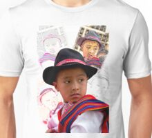 Cuenca Kids 854 Unisex T-Shirt