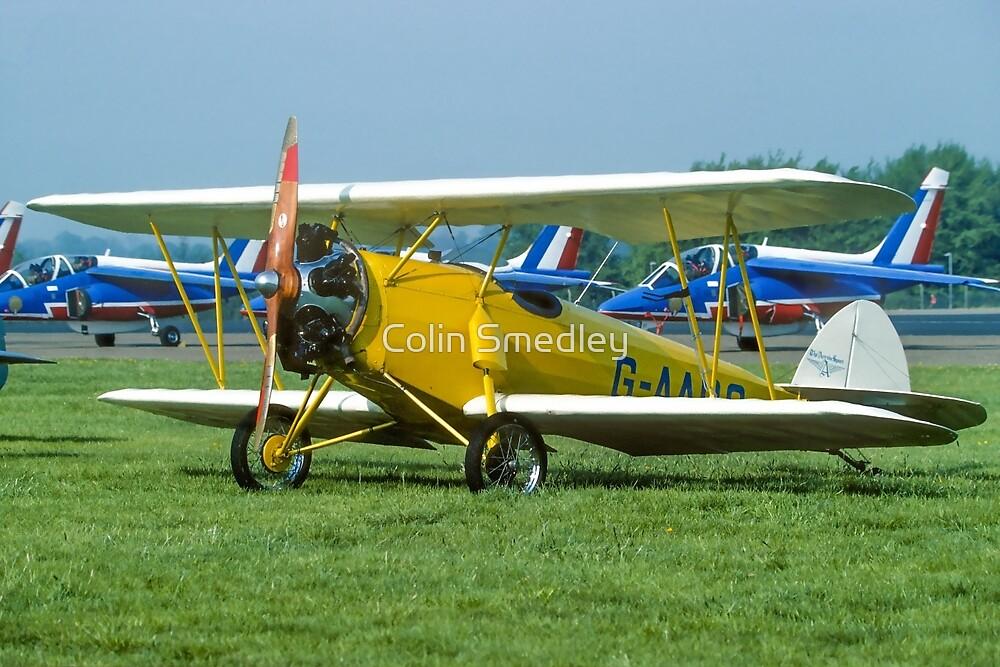 Arrow Sport A2-60 G-AARO by Colin Smedley