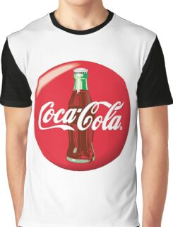 Coke Logo Graphic T-Shirt