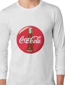 Coke Logo Long Sleeve T-Shirt
