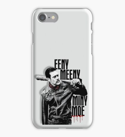The Walking Dead - Negan iPhone Case/Skin
