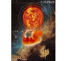 solar son Photographic Print
